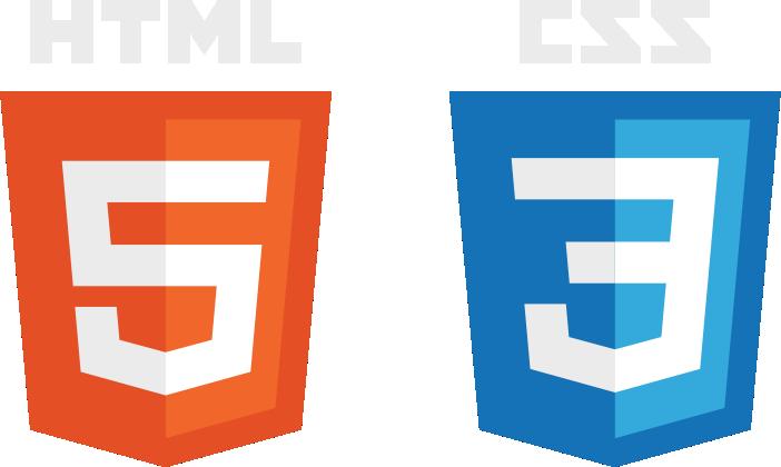 HTML5 og CSS3. Nyeste web-teknologier.
